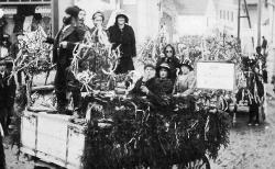 Fasching in Raab historisch Bild_16