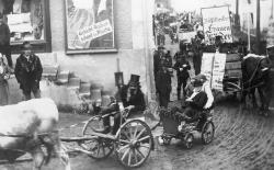 Fasching in Raab historisch Bild_12