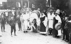 Fasching in Raab historisch Bild_10