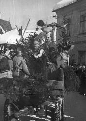 Fasching in Raab historisch Bild_30